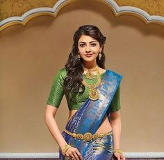 Indie Mode, Bollywood Stars, South Indian Actress, India Fashion, Beautiful Saree, Indian Designer Wear, India Beauty, Fashion Outlet, Indian Sarees