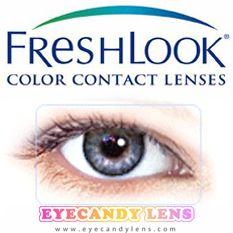 BEAUTIFUL  FreshLook ColorBlends Sterling Grey [FLCB2-SGR] - $22.99 : EYECANDYLENS.COM - Online Circle Lenses Store - Circle Lens - Colored Contacts - Color Contact Lenses - Big Eye Contact Lens - GEO - NEO Vision - Princess Mimi