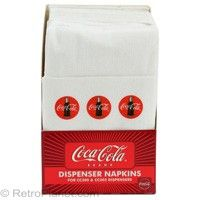 Coca-Cola Napkins