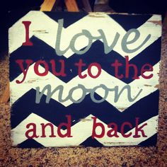 Love this saying! I want this for my room but in yellow & gray :)
