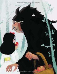 Nicolas Duffaut Snow White