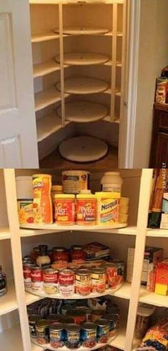 Make Your Gifts Special. Make Your Life Special! Organize Your Pantry: DIY  Lazy Susan Pantry: This Would Be Great For A Small Kitchen With Limited  Storage ...