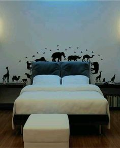 Great for kids room decor