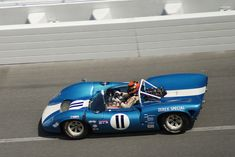 This race-ready Lola was driven by Mark Donohue, Walt Hansgen and Parnelli Jones in its day and is looking for a new owner. Sports Car Racing, Race Cars, Auto Racing, Parnelli Jones, Johnson Wax, Trans Am, Car Humor, Mk1, Le Mans