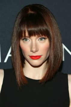 Makeup: Bryce Dallas Howard, Canon's Project Imaginat10n Film Festival - Beauty Blogging Junkie