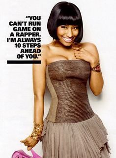 I love the fact that she is so daring. Nicki Minaj Wig, Im So Fancy, Strapless Dress Formal, Formal Dresses, Wigs Online, Clothes Pictures, Beauty Advice, Crazy Girls, Celebs