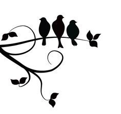 "Want!! Three little birds tattoo! ""Cause every little thing gonna be alright"" - Bob Marley"