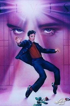 "( 2015 IN MEMORY OF ★ † ELVIS PRESLEY "" Sarah Lynn Sanders. "" Rock & roll ♫ pop ♫ rockabilly ♫ country ♫ blues ♫ gospel ♫ rhythm & blues ♫ "" ) ★ † ♪♫♪♪ Elvis Aaron Presley - Tuesday, January 08, 1935 - 5' 11¾"" - Tupelo, Mississippi, USA. Died; Tuesday, August 16, 1977 (aged of 42) Resting place Graceland, Memphis, Tennessee, USA. Cause of death: (cardiac arrhythmia)."