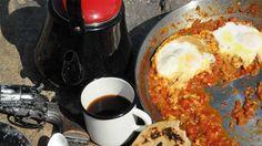 Huevos rancheros - mexicansk morgenmad