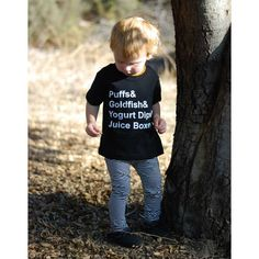"""""""Puffs"""" T-Shirt – WeeStructed"""