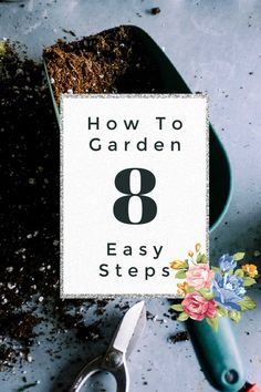 How to garden with your kids in 8 easy steps » Days for Learning Starting A Garden, Gardens, Learning, Day, Kids, Young Children, Boys, Outdoor Gardens, Studying
