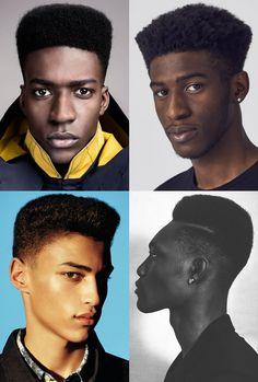 Frisuren manner afro