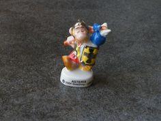 Fève de collection en céramique - Asterix : Cuisine créative par jl-bijoux-creation