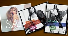 Labor Day Retail Sale Poster Designs by @StockLayouts