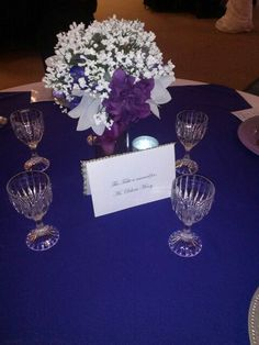 Mothers Table Centerpieces by me!