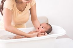 There's a lot more involved with keeping your newborn baby clean than just giving her a bath.