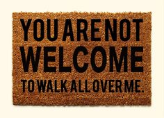 5 Ways to Stop Being Someone's Doormat