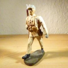Elastolin Gebirgsjäger 7,5cm Lineol, Massefiguren Wehrmacht (6) | eBay