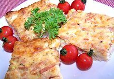 Slaný cuketový koláč Quiche, Chicken, Meat, Breakfast, Food, Morning Coffee, Essen, Quiches, Meals