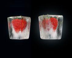 Strawberry CGI on Behance