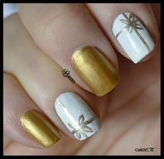 B'Nails: Wrapped Presents