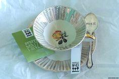 Säen, Abwarten und Tee trinken - Geschenk für Teeliebhaberinnen