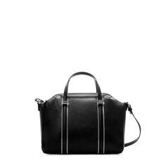 Zara - Structured Bowling Bag With Zip Details Mango Bags, Bowling Bags, Zara United States, Zara Women, Duffel Bag, Leather Backpack, Bucket Bag, Fashion Accessories, Shoulder Bag