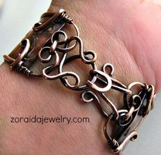 Crazy About Cuffs — Jewelry Making Journal