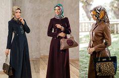 Modanisa Pardesü Modelleri #pardesü #kadın #moda #tesettür