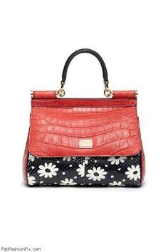 "Dolce&Gabbana ""Mix Sicily"" handbag."