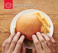 braille burger
