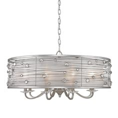 Golden Lighting Joia 8 Light Chandelier