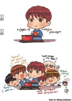 I can really imagine this happening XD