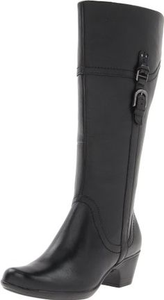 Clarks Women's Ingalls Vicky Boot,Black Leather,11 M US Clarks http://smile.amazon.com/dp/B00ATYIG80/ref=cm_sw_r_pi_dp_ZFeUtb0Q86HMW01K