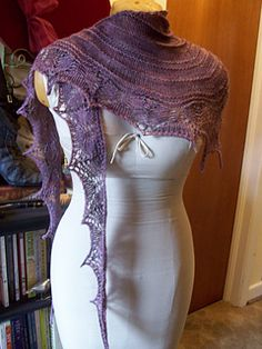 Ravelry: Laharet's Dawn's Dragonfly Wings