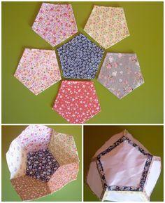 Mola coser- tutorial de pelota de tela