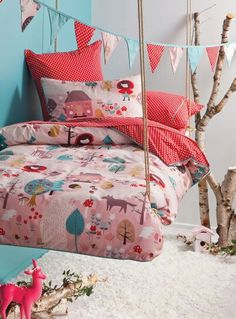 Little red ridding hood bedding