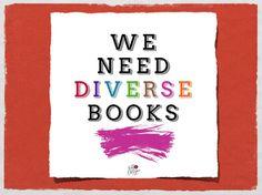 #weneeddiversebook
