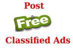 Free classified ads are available for everyone irrespective of the industry, location or certain group of people. Post them today and promote your services.