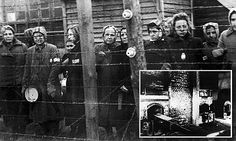 Nazi death camp for WOMEN's shocking medical experiments that injected prisoners with petrol and syphilis | Daily Mail Online