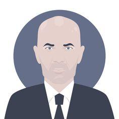Zinedine Zidane portrait ©Justyna Krug Zinedine Zidane, Digital Illustration, Cinderella, Disney Characters, Fictional Characters, Animation, Illustrations, Disney Princess, Portrait