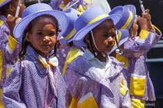 KAAPSE KLOPSE, Coon Carnival or Cape Town Minstrel Carnival