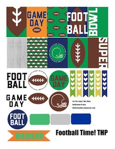 RedSheep Prints: Football Season is Coming