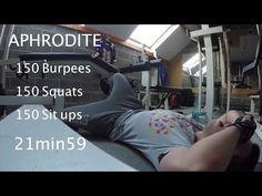 Freeletics Aphrodite Full BodyWeight Work Out (21min59) February 2016 - YouTube