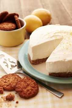 Anzac Cheese Cake | by Ewen Bell