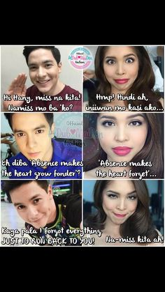 You guys are just too adorable! :D RJ and Meng ♡ ♡ ♡ Maine Mendoza, Alden Richards, Guys, Sons, Boys