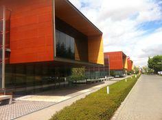 Business center Madrid
