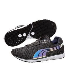Another great find on #zulily! Black Narita V2 Sneaker by PUMA #zulilyfinds