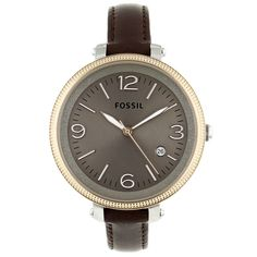 Fossil Ladies  Heather Watch In Dove - getting close to my birthday ) Fossil 37fa9a2d813b5