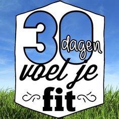 30 Dagen Voel je Fit Challenge - Bioteaful Doe jij mee? Wil jij jezelf nog energieker gaan voelen? Op 1 september wordt deze challenge gestart! Een echte aanrader ;)
